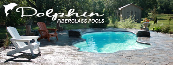 dolphin fibreglass pools