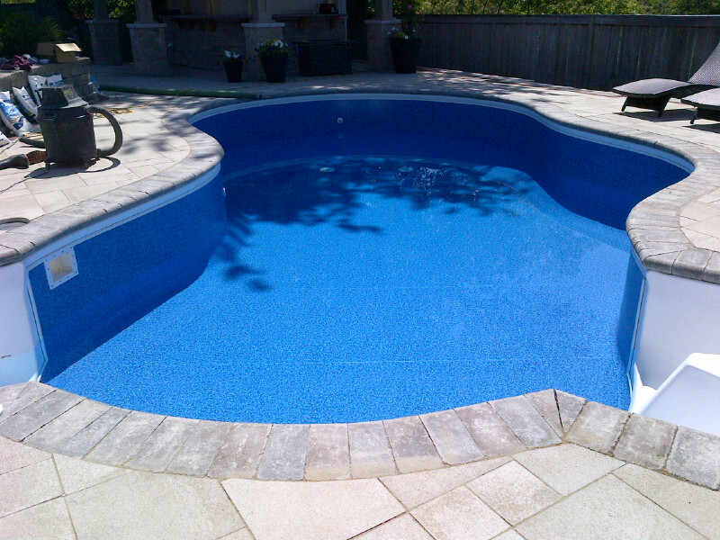 Canadian Made Liners Kingston Pools And Hot Tubs Knapp
