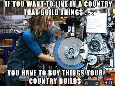 Buy in your own country