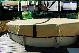 Above Ground Heavy Duty Cover